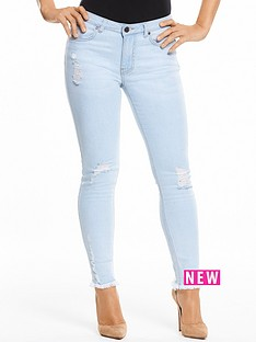 myleene-klass-distressed-skinny-jeans-bleach-wash