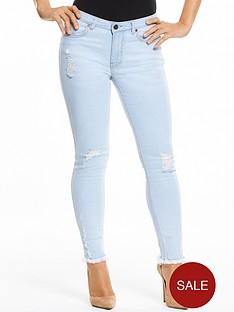 myleene-klass-distressed-skinny-jeans-bleach-wash