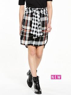 river-island-tie-waist-shirt-skirt
