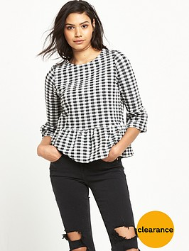 river-island-gingham-frill-t