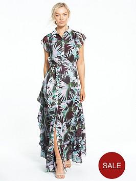 lost-ink-banana-leaf-print-maxi-dress