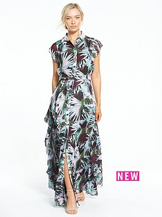lost-ink-lost-ink-banana-leaf-print-maxi-dress