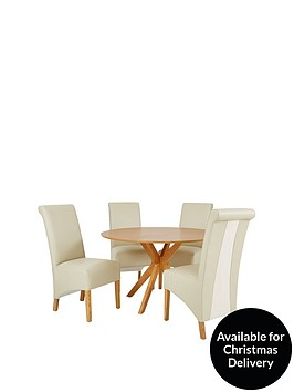 starburst-119-cm-oak-veneer-circular-dining-table-4-sienna-chairs-arrives-in-one-delivery