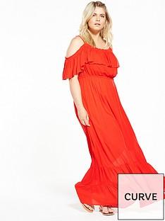 v-by-very-curve-rayon-crepe-bardot-dress