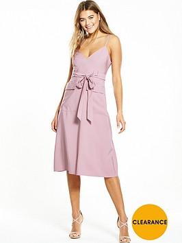 lost-ink-large-pocket-easy-dress