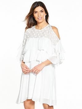 lost-ink-daisy-yoke-flounce-dress