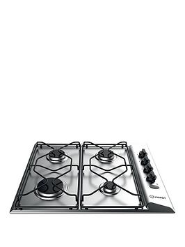 indesit-aria-paa642ixiwe-60cm-built-in-gas-hob-with-fsdnbsp--stainless-steel