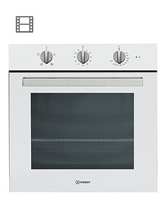 indesit-aria-ifw6330whuknbsp60cm-widenbspbuilt-in-single-electric-ovennbsp--white
