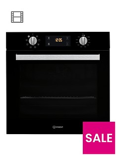 indesit-aria-ifw6340bluk-built-in-single-electric-ovennbsp--black