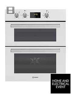 indesit-aria-idu6340wh-built-under-double-electric-oven-with-optional-installation-white