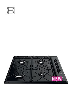 indesit-aria-paa642ibk-58cm-built-in-gas-hob-with-fsd-black