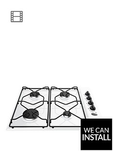 indesit-aria-paa642iwh-60cm-gas-hob-with-fsd-and-optional-installation-white