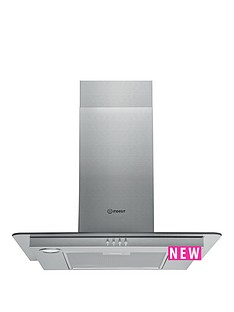 indesit-ihf64amx-60cm-chimney-hood-stainless-steel