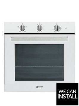 indesit-aria-ifw6230whuknbspbuilt-in-single-electric-oven-with-optional-installation--nbspwhite