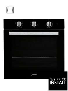 indesit-aria-ifw6330bluk-built-in-single-electric-oven-with-optional-installation-black