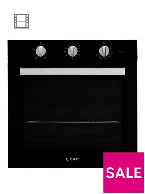 indesit-aria-ifw6330bluk-built-in-single-electric-ovennbsp--black