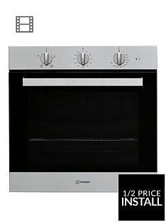 indesit-aria-ifw6330ixuk-built-in-single-electric-oven-with-optional-installation-stainless-steel