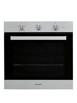 Indesit Aria Ifw6330ixuk Built-In Single Electric Oven - Stainless Steel - Oven Only