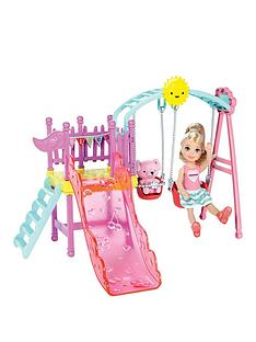 barbie-club-chelsea-swingset