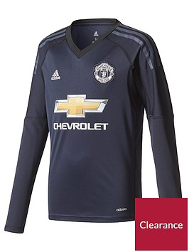adidas-adidas-manchester-united-junior-1718-goal-keeper-shirt