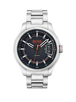 boss-orange-hong-kong-sport-grey-dial-stainless-steel-bracelet-mens-watch