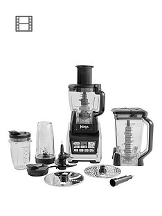 Nutri Ninja BL682UK2 Kitchen System with Nutri Ninja