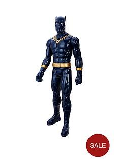 marvel-marvel-titan-hero-series-12-inch-black-panther-figure