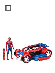 spiderman-homecoming-spider-man-with-spider-racer