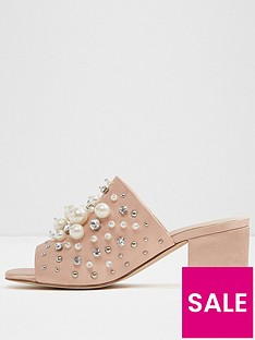aldo-pearls-mule-with-embellishement