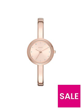 dkny-dkny-murray-rose-tone-dial-rose-tone-bangle-ladies-watch