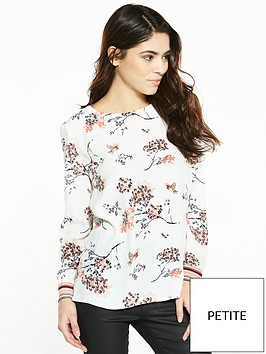 wallis-petite-bird-print-shell-top-ivory
