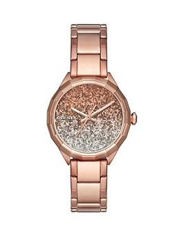 diesel-diesel-kween-glitter-dial-rose-tone-bracelet-ladies-watch