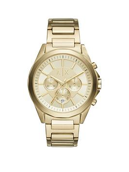 armani-exchange-gold-tone-multi-dial-gold-tone-bracelet-mens-watch