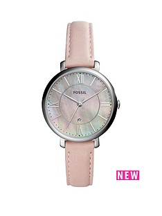 fossil-fossil-jacqueline-silver-tone-case-nude-leather-strap-ladies-watch