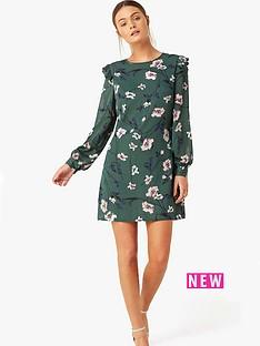 girls-on-film-floral-shirt-dress