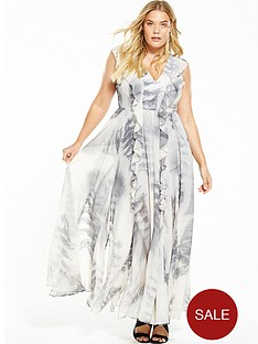 religion-curve-limit-maxi-dress
