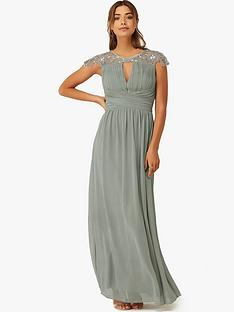 little-mistress-little-mistress-waterlily-embellished-maxi
