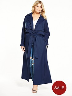 fashion-union-curve-curve-trench-coat-navy