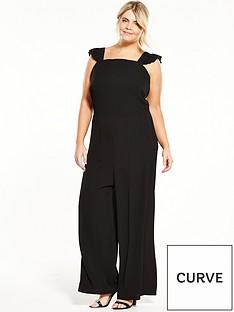 fashion-union-curve-curve-frill-sleeve-jumpsuit-black