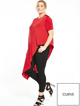 v-by-very-curve-asymmetricnbspco-ord-jersey-tunic-red