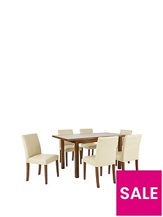 evelyn-120-150cm-solid-wood-extending-dining-table-6-lucca-chairs