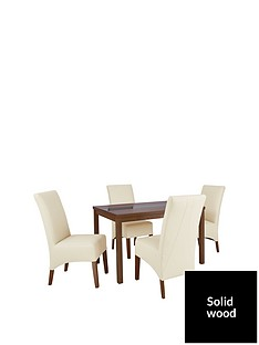 evelyn-120-cm-solid-wood-and-glass-dining-table-4-eternity-chairs