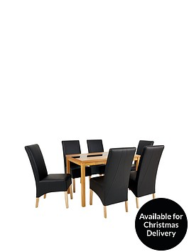 evelyn-120cm-solid-wood-and-glass-dining-table-6-eternity-chairs