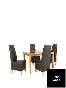 evelyn-120-cm-solid-wood-and-glass-dining-table-4-manhattan-chairs-arrives-in-one-delivery
