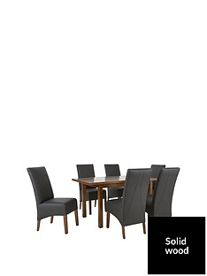 evelyn-120-150cm-solid-wood-extending-dining-table-6-eternity-chairs
