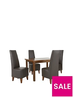 evelyn-120-150cm-solid-wood-extending-dining-table-4-manhattan-chairs