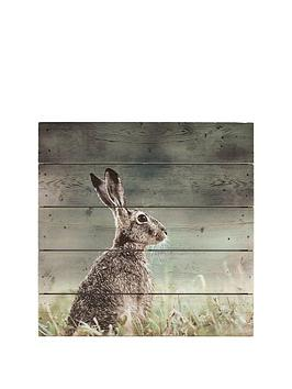 graham-brown-hare-print-on-wood