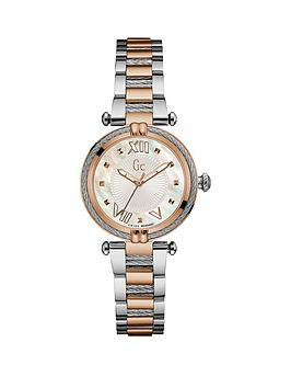 gc-ladychic-swiss-movement-silver-rose-gold-case-bracelet-white-mother-of-pearl-dial