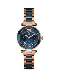 gc-ladychic-swiss-movement-rose-gold-case-blue-ceramic-bezel-rose-gold-bracelet-blue-ceramic-central-link-and-blue-mother-of-pearl-dial