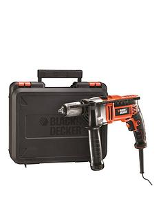 black-decker-kr805k-gb-800w-percussion-hammer-drill